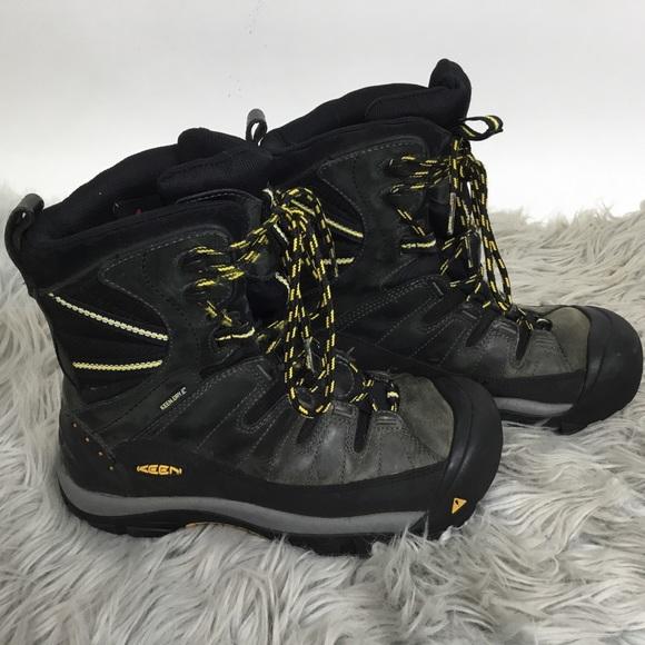 bb806da5fe7 KEEN Summit County EUC Waterproof Hiking Boots